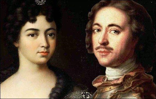 Легенда о любви Петра I и Марии Кантемир: а был ли роман?